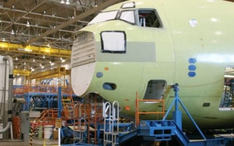 Aircraft Manufacturing: Benefits of the Lean Process in Retooling and Retraining