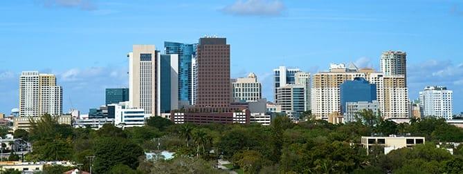 Florida Downtown Buildings
