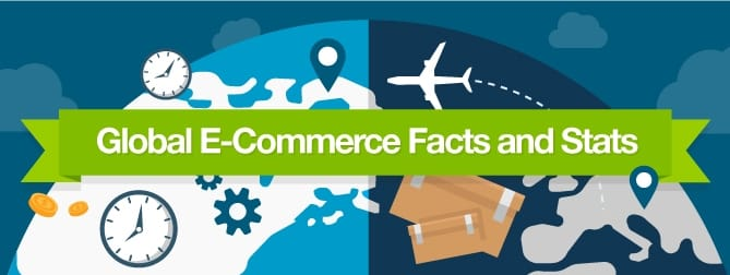 Global E-Commerce Facts and Stats
