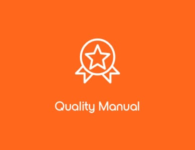 Proponent quality manual link module