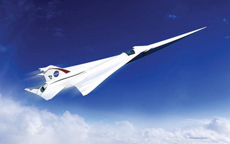NASA X-Planes and the Future of Aviation