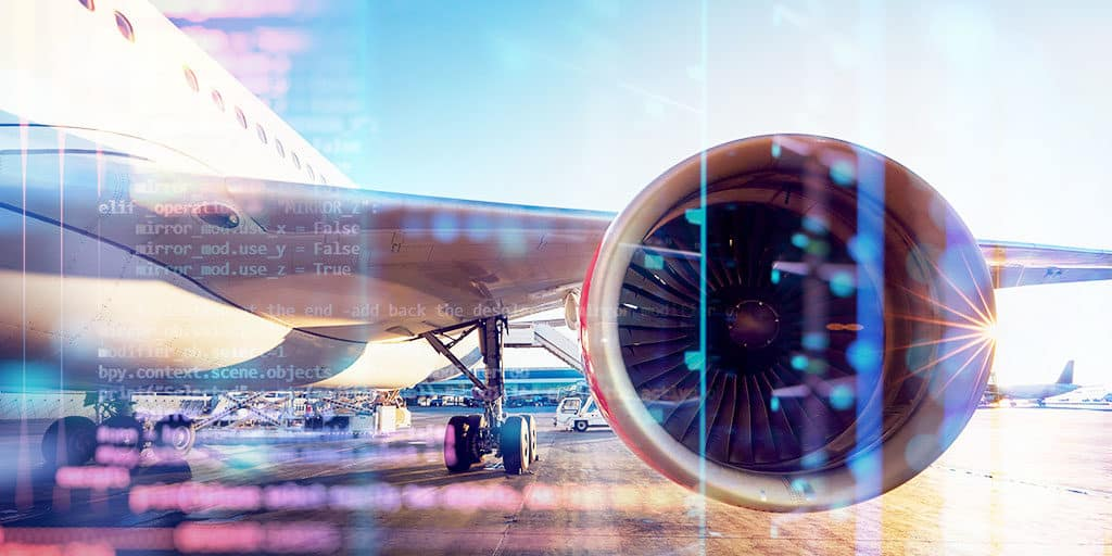 Predictive analytics predictive maintenance prescriptive analytics scheduled maintenance big data analysis future of aviation