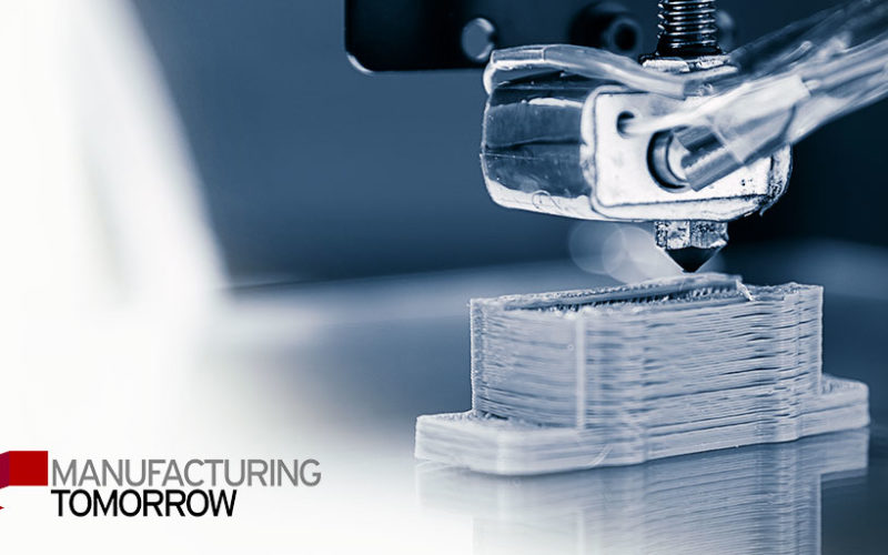 Manufacturing Tomorrow Publishes Proponent Article on Additive Manufacturing & the Aerospace Supply Chain
