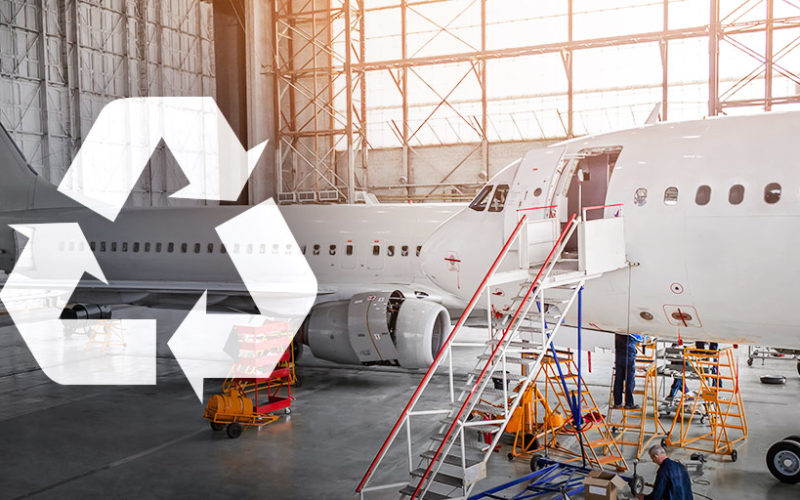 American Recycler Magazine Publishes Proponent Aircraft Recycling Article