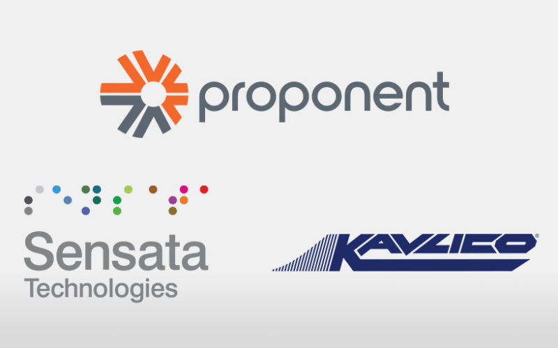 Sensata Technologies Signs Multi-year Distribution Agreement with Proponent