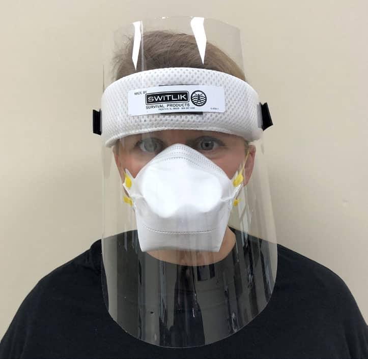 Switlik Face Shield