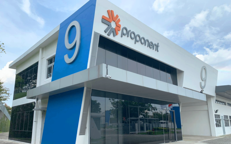 Proponent's New Singapore Facility Now Open