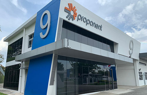 Proponent Opens New Singapore Facility