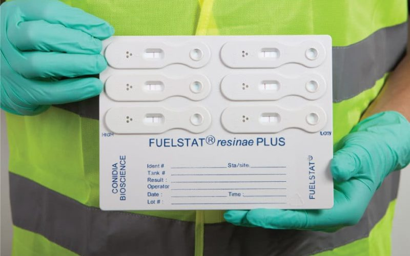 Proponent partners with Conidia Bioscience becoming a global distributor for their FUELSTAT® test kits