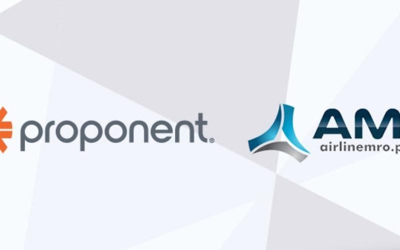 Proponent becomes AMP's First Supplier Alliances Platinum Partner